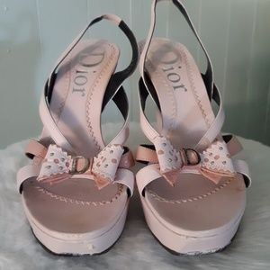 Christian Dior pink size 36